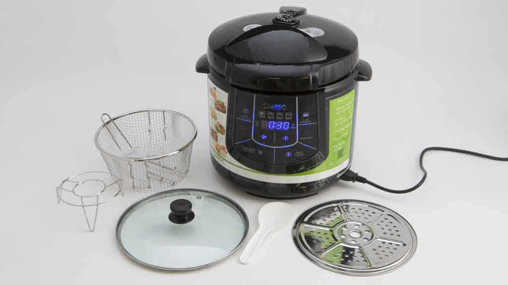 New Wave 6 in 1 Multi Cooker NW-800 - Multi cooker reviews - CHOICE