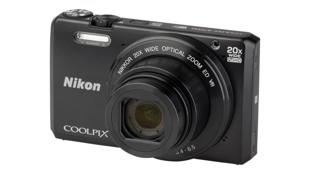 Nikon Coolpix S7000 - Digital camera reviews