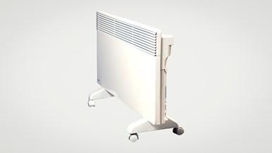 noirot 2400w panel heater instructions