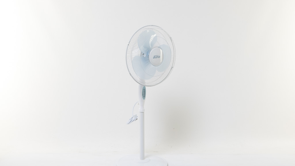 Omega Altise 40cm Pedestal Fan with Remote Control OP40R