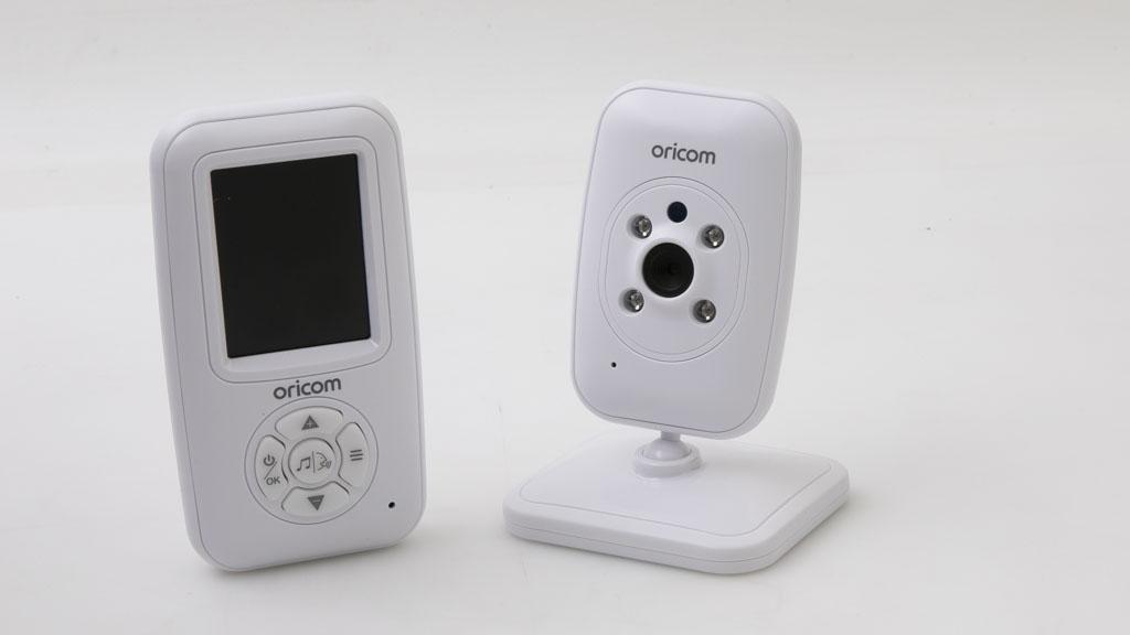 "Oricom Secure715 2.4"" Digital Video/Audio Baby Monitor SC715 carousel image"