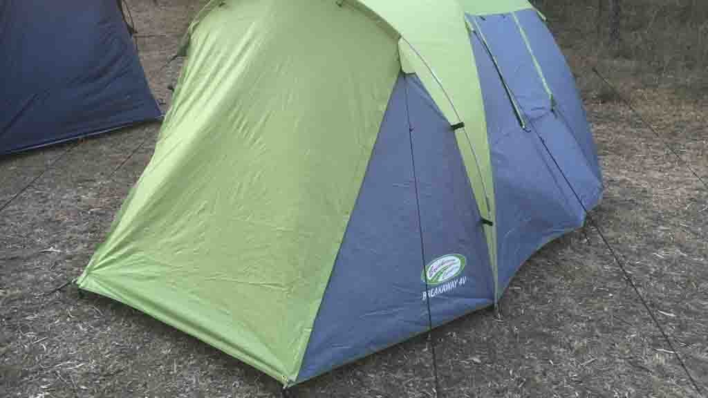 Outdoor Connection Breakaway 4v Tent Reviews Choice