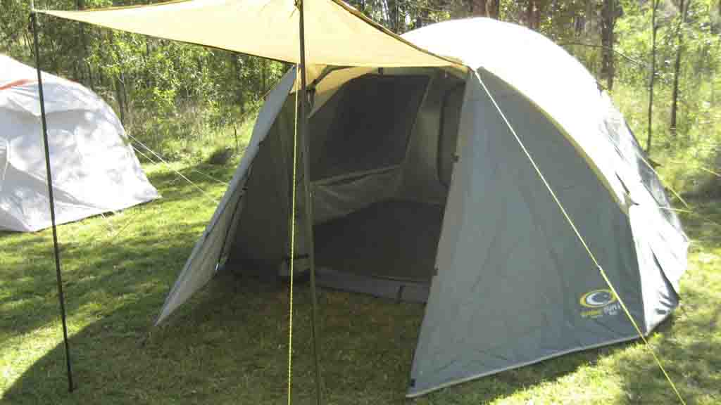 Image gallery & Outdoor Connection Escape 6 Plus - Tent reviews - CHOICE