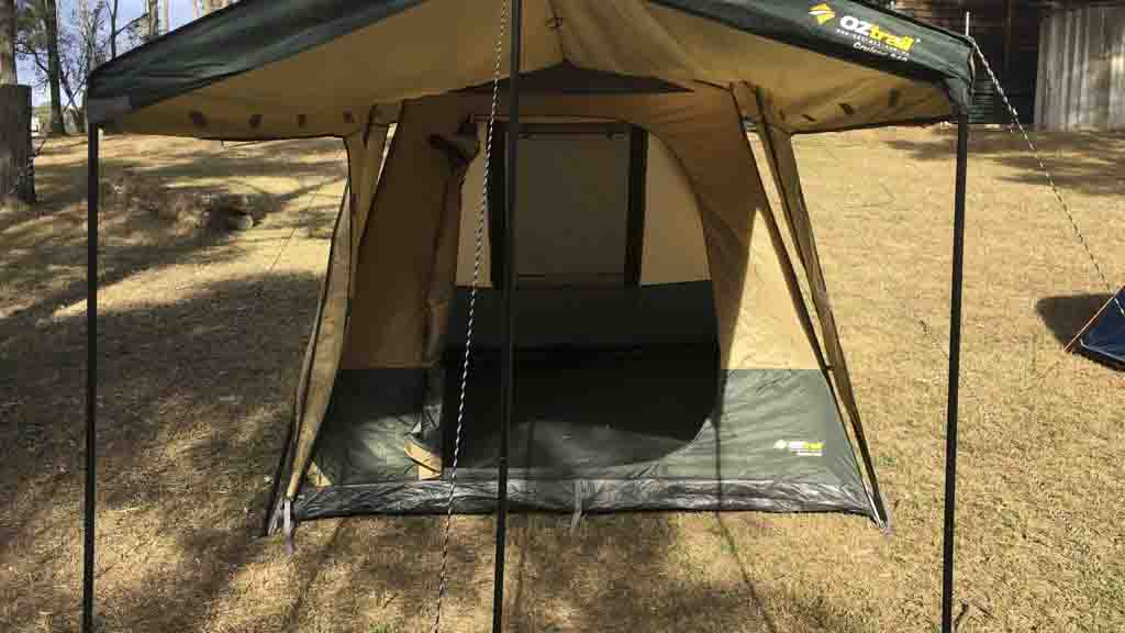 & OzTrail Fast Frame Cruiser 240 - Tent reviews - CHOICE