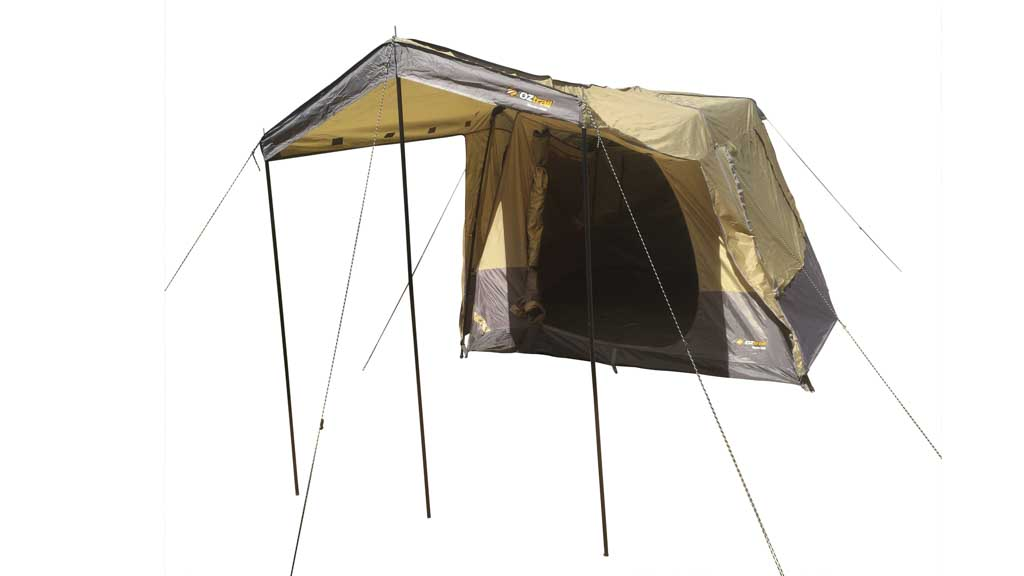 OzTrail Fast Frame Tourer 240 - Tent reviews - CHOICE