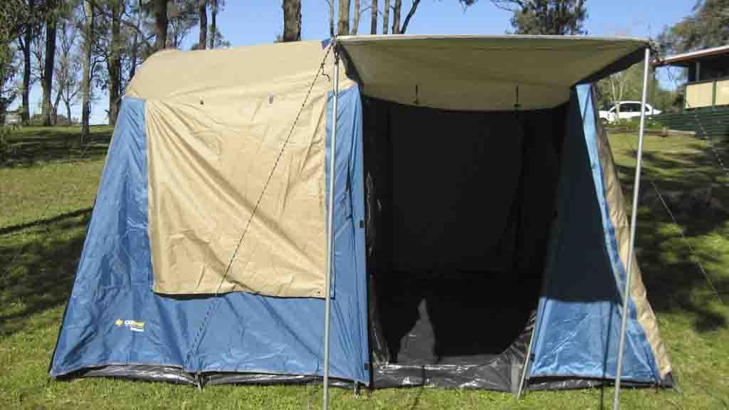 & OzTrail Sundowner DTC-SUN-D - Tent reviews - CHOICE