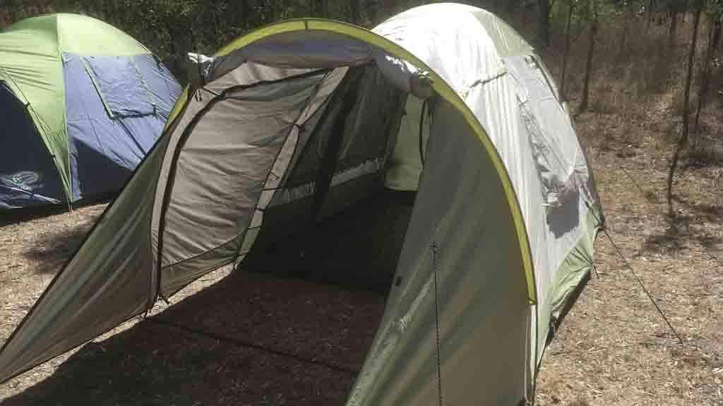 & OzTrail Tasman 4V Plus - Tent reviews - CHOICE