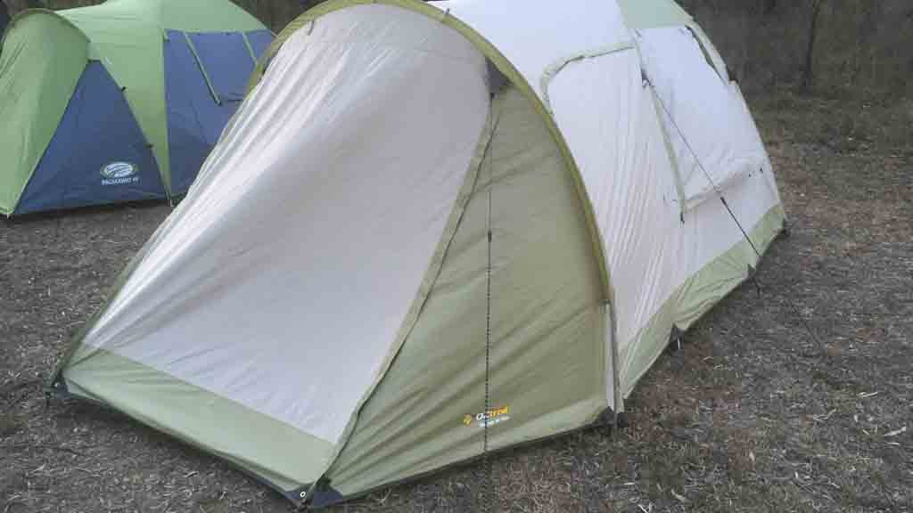 Image gallery & OzTrail Tasman 4V Plus - Tent reviews - CHOICE
