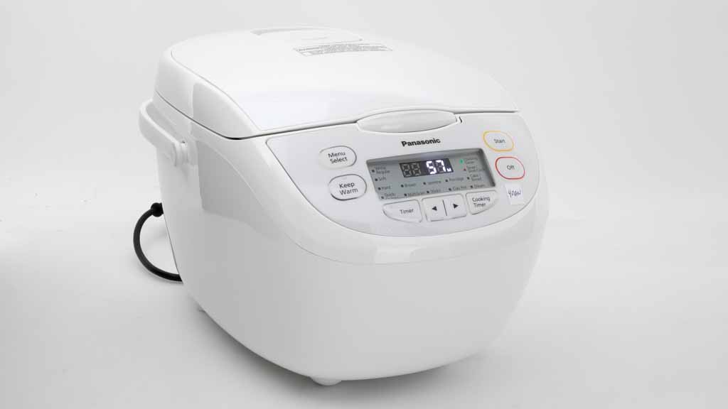 Panasonic Electronic 10 Cup Rice Cooker/Warmer SR-CN188WST carousel image