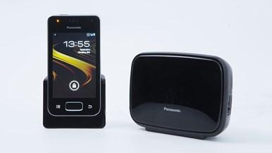 Uniden DECT 1735 1 - Cordless phone reviews