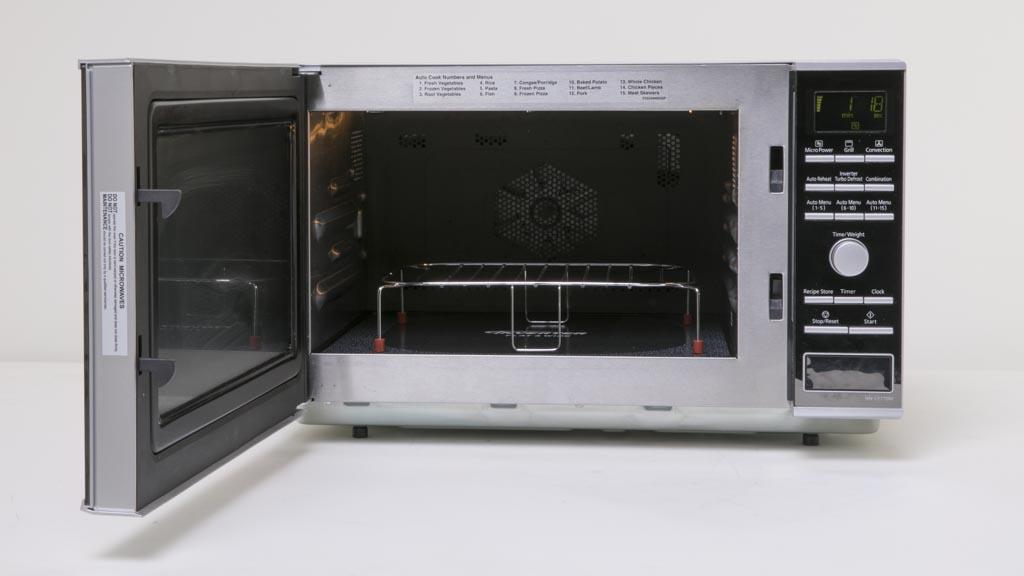 Panasonic nn-cf770m convection microwave reviews choice.