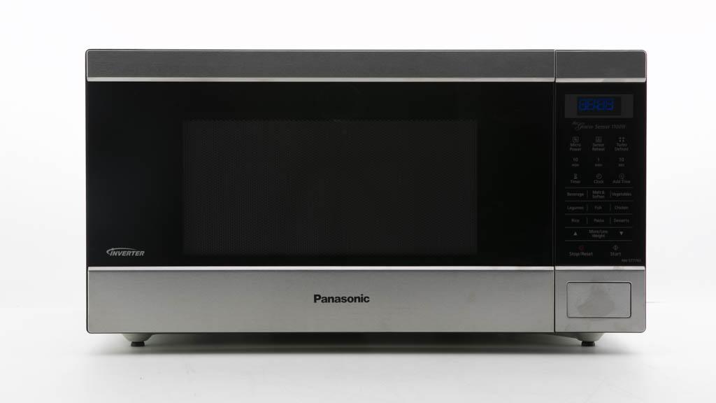Panasonic NN-ST776S carousel image