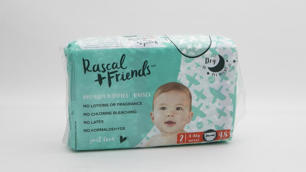 Rascal + Friends Infant Size 2