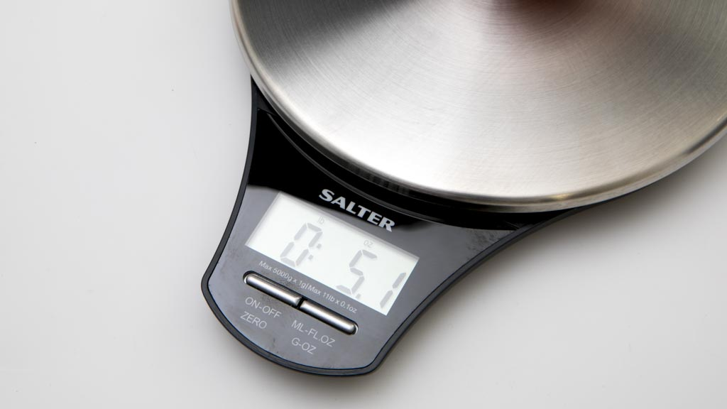 Salter Electronic Kitchen Scales Review