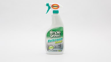 Simple Green Bathroom Cleaner