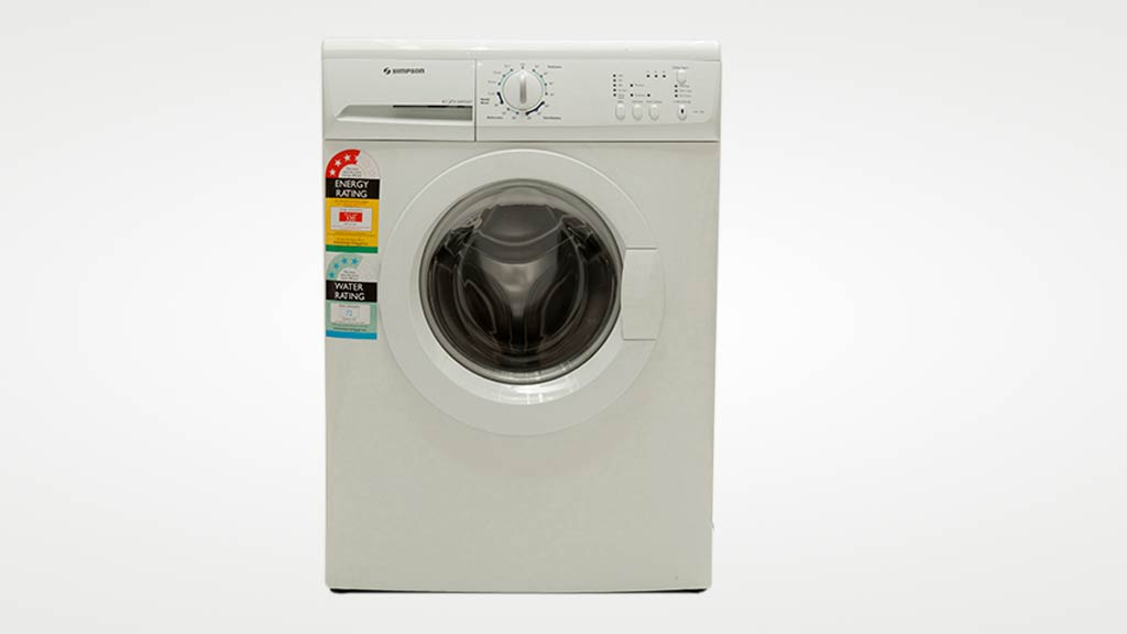 Simpson SWF10761 washing machine