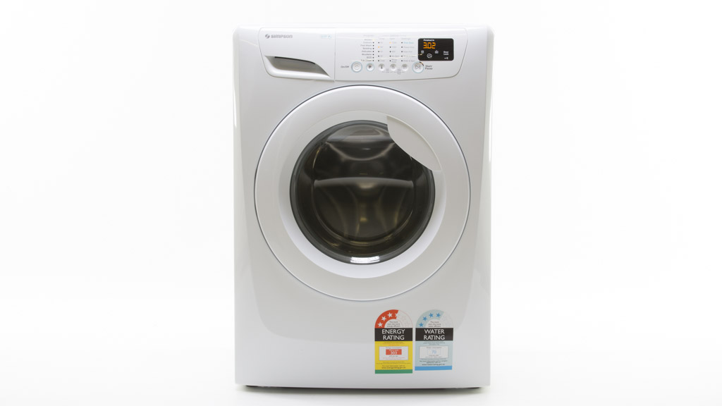 simpsons washing machine reviews