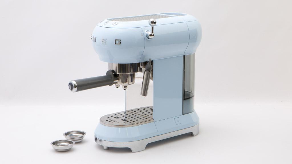 Smeg Ecf01pbeu Home Espresso Coffee Machine Reviews Choice