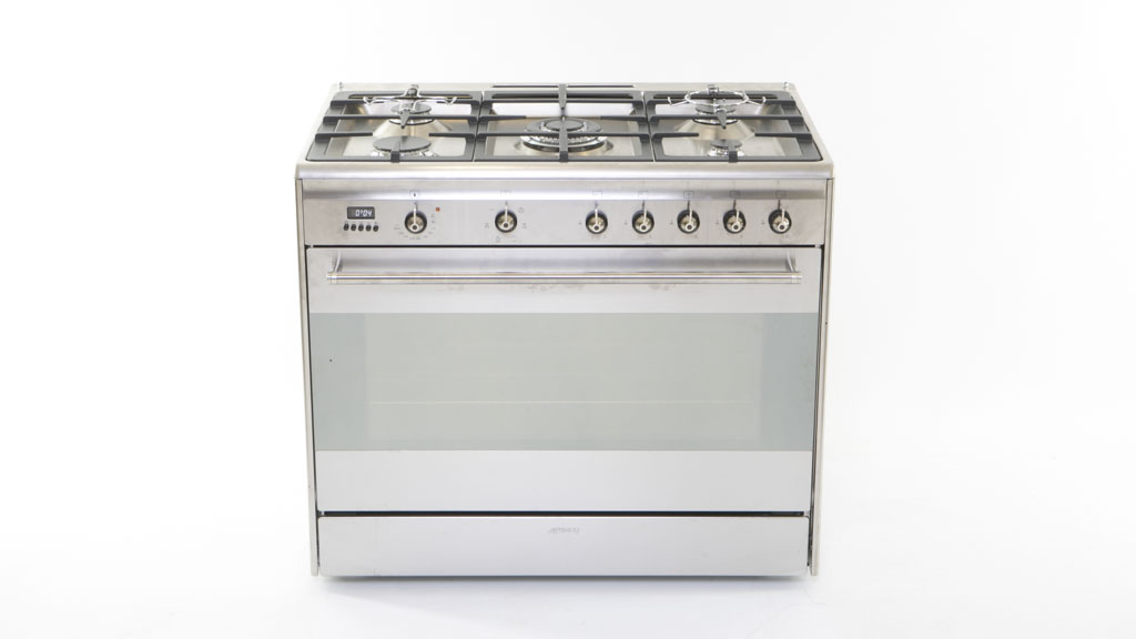 Smeg FS9606XS - Freestanding oven (with cooktop) reviews - CHOICE