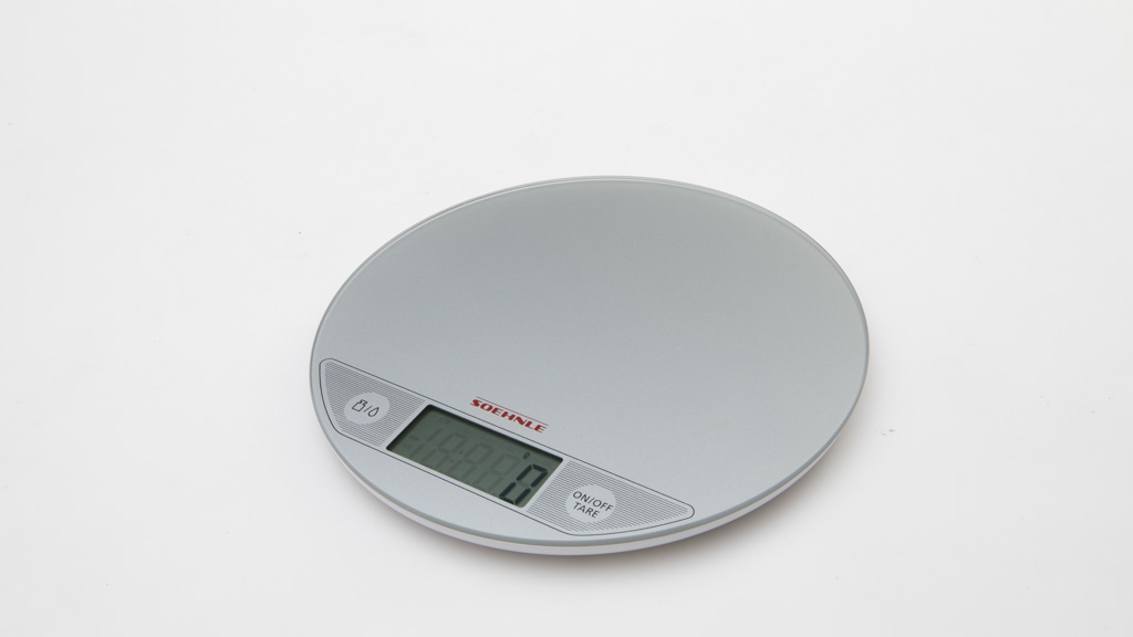 Soehnle Flip Digital Kitchen Scale