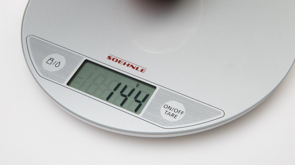 how to use soehnle digital kitchen scales