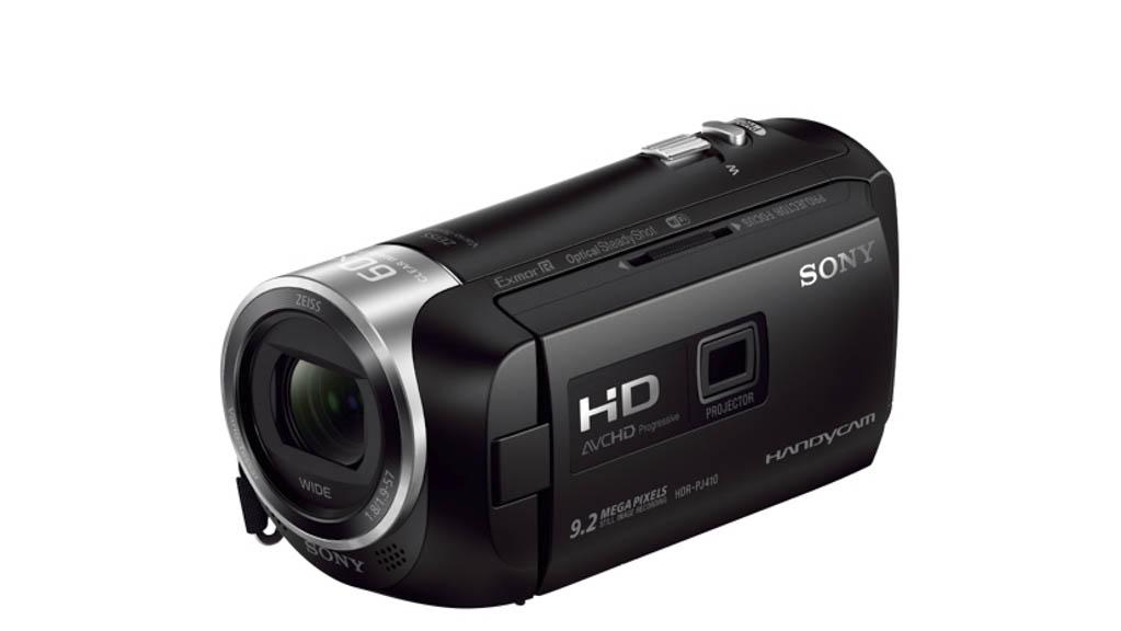 Sony HDR-PJ410 - Video camera reviews - CHOICE