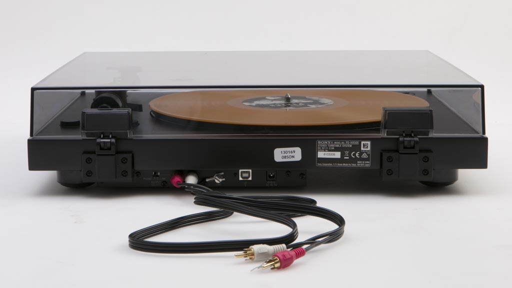Sony PS-HX500 - Turntable and record player reviews