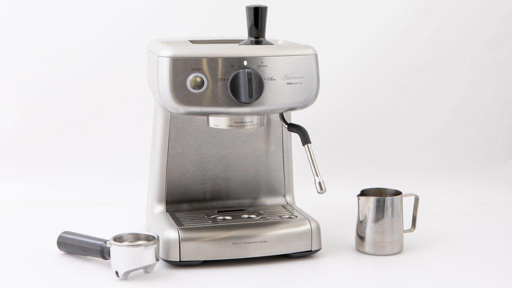 Sunbeam Mini Barista Espresso Machine Em4300 Home Espresso Coffee
