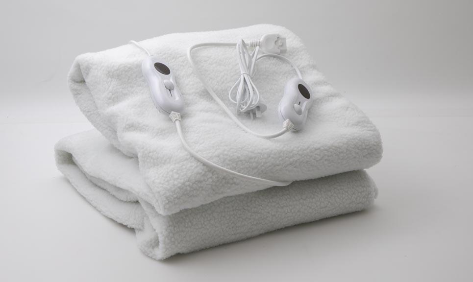 Target Home Fleece Top Fitted Electric Blanket Queen ...