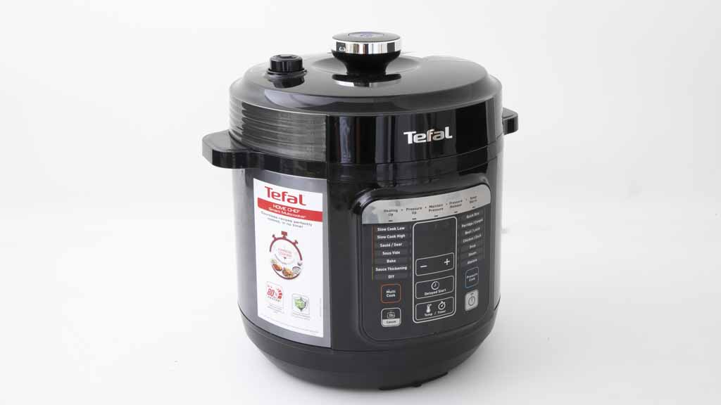 Tefal Serie Epc16 Home Chef Smart Multicooker Review Multi Cooker Choice