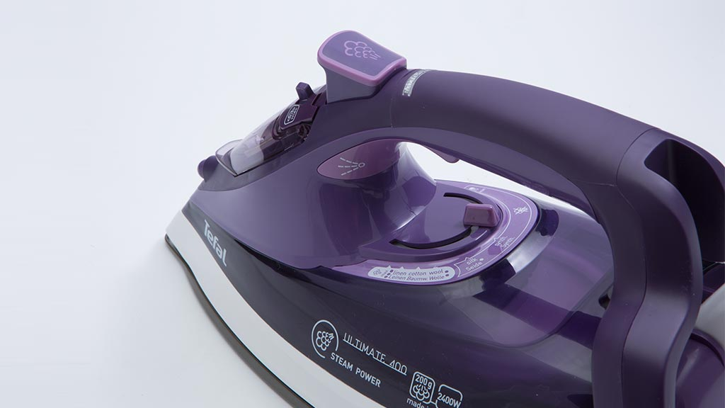 tefal steam iron cleaning instructions