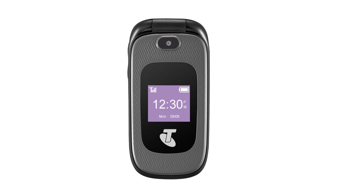 Telstra Flip - Mobile phones for seniors and kids - CHOICE