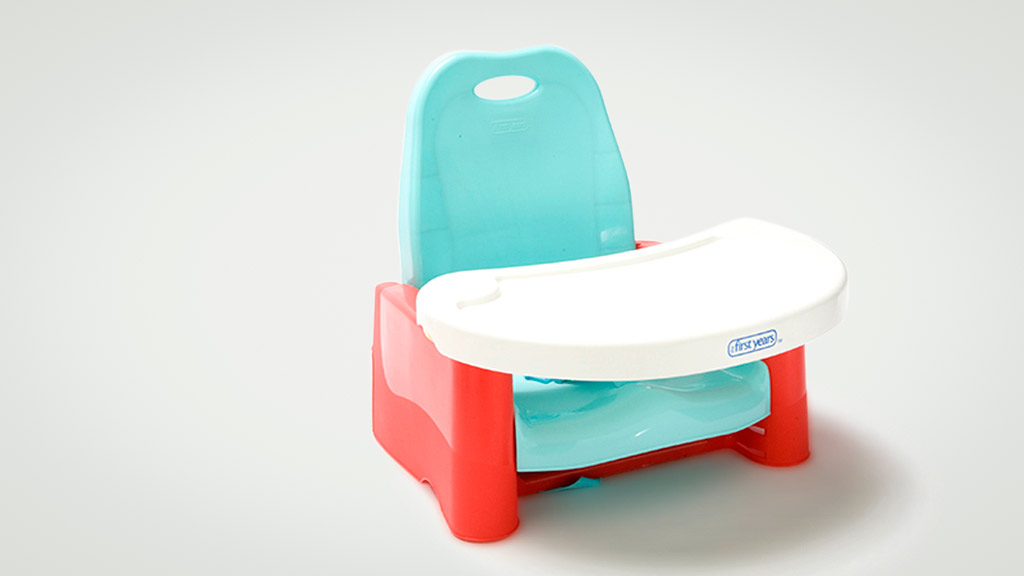 The First Years Swing Tray Booster Seat Reviews And Test. Change Tables, High  Chairs ...