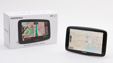 tomtom go 60 car gps and app reviews choice. Black Bedroom Furniture Sets. Home Design Ideas