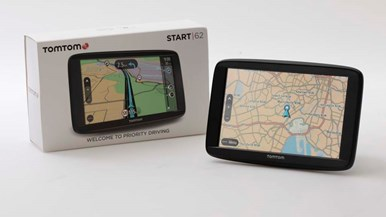 tomtom start 52 car gps and app reviews choice. Black Bedroom Furniture Sets. Home Design Ideas