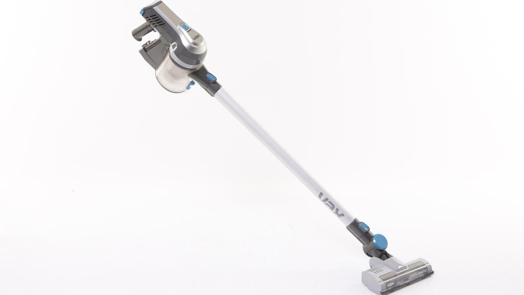 vax cordless slimvac vx58 stick vacuum reviews choice. Black Bedroom Furniture Sets. Home Design Ideas