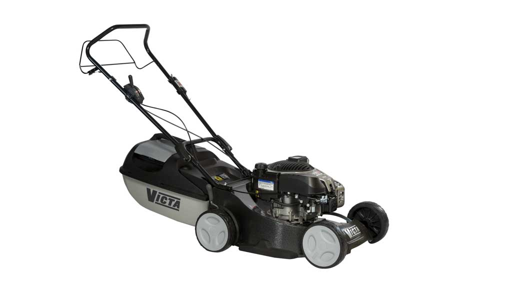 how to start victa gcv lawn mower