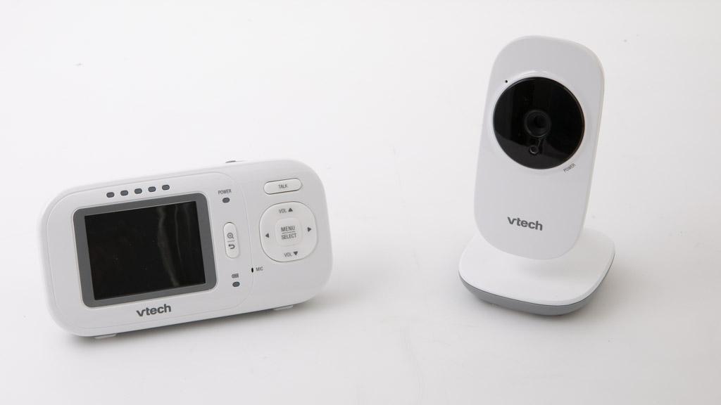 VTech Full Colour Video & Audio Monitor BM2700 carousel image