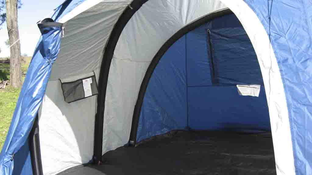 Image gallery & Wenzel Vortex 6 Air Tent - Tent reviews - CHOICE