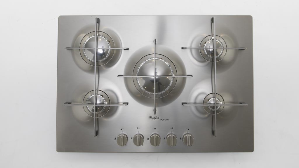 Whirlpool AKT799IXL - Gas cooktop reviews - CHOICE