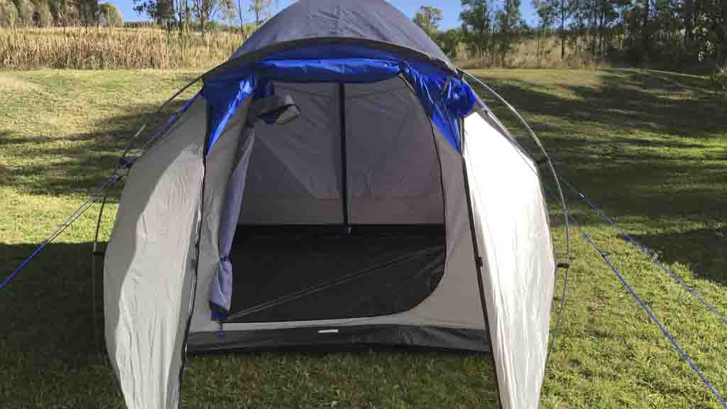& Wild Country Yarra 4V Dome Tent - Tent reviews - CHOICE
