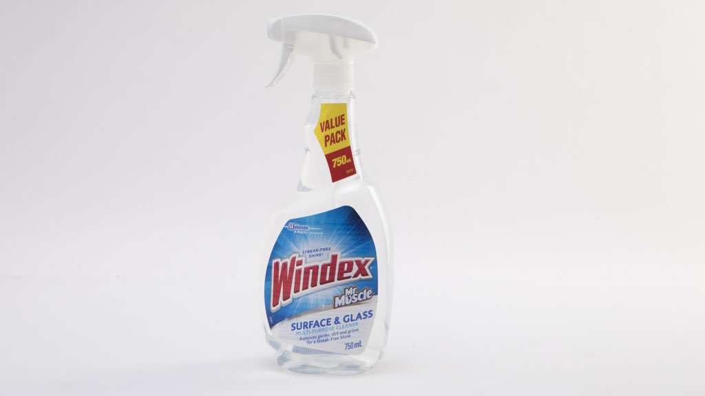 Windex Mr Muscle Surface And Glass Multi Purpose Cleaner