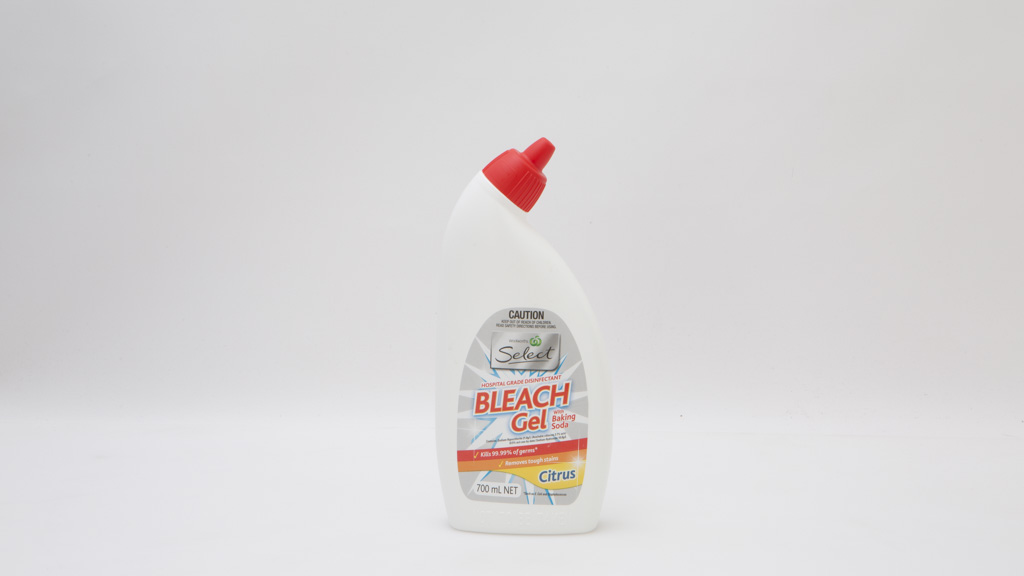 Woolworths Select Bleach Gel with Baking Soda