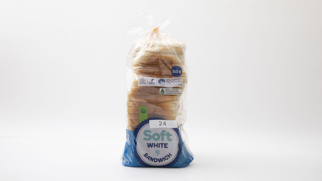 Woolworths Soft White Sandwich carousel image