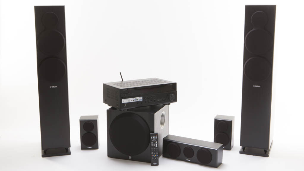 Yamaha yht 7920aub home theatre system reviews choice for Home theater yamaha