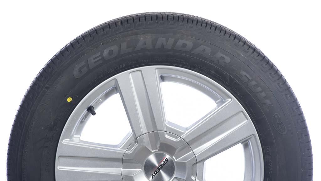 yokohama geolandar suv g055 car tyre reviews choice. Black Bedroom Furniture Sets. Home Design Ideas