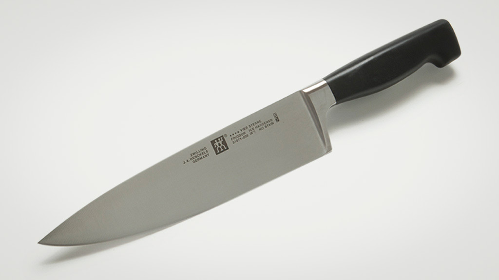 zwilling four star chef 39 s knife 20cm kitchen knife reviews choice. Black Bedroom Furniture Sets. Home Design Ideas